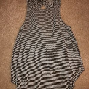 American Eagle cut-out tank top